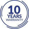 10-YEARS WARRANTY ON BATHTUB