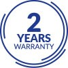 2-YEARS WARRANTY ON SEAT