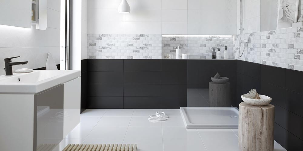 Cersanit ceramic tiles. The way to make your rooms look great.