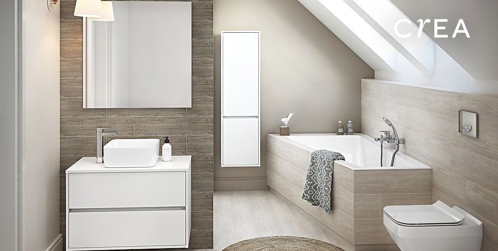 CREA inspiration and ideas for the new bathroom