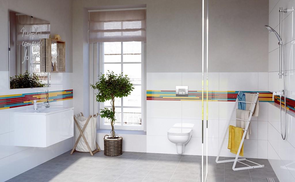 Jakie Kolory Wybrać Do łazienki Inspiracje I Porady