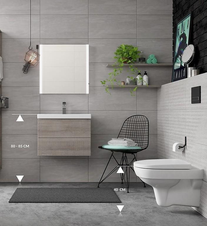 łazienka I Ergonomia Sprawdź Jak Planować Nowoczesne