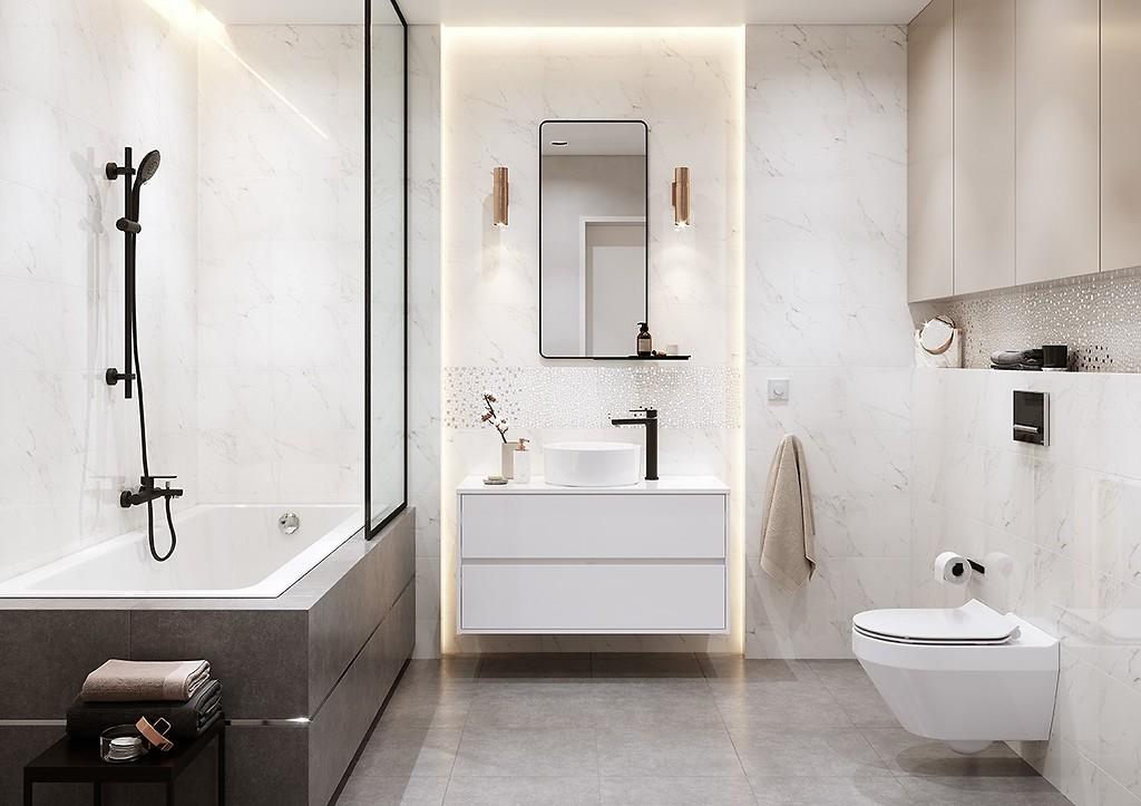 Dobry Format W Każdej łazience Sprawdź Które Płytki