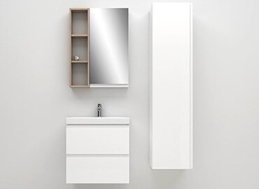 Szara łazienka Inspiracje I Porady Cersanit