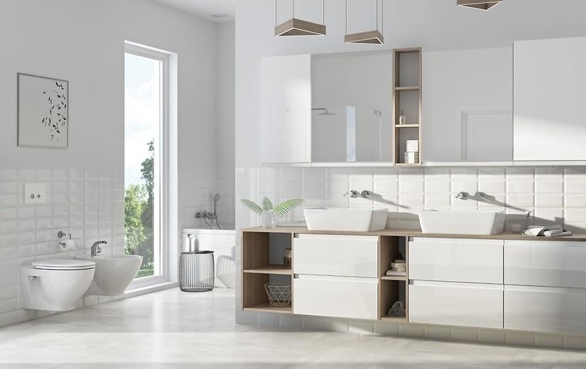 Kolekcja Moduo Ceramika I Wyposazenie Cersanit