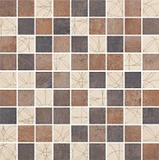 STEEL MIX MOSAIC 29,7x29,7