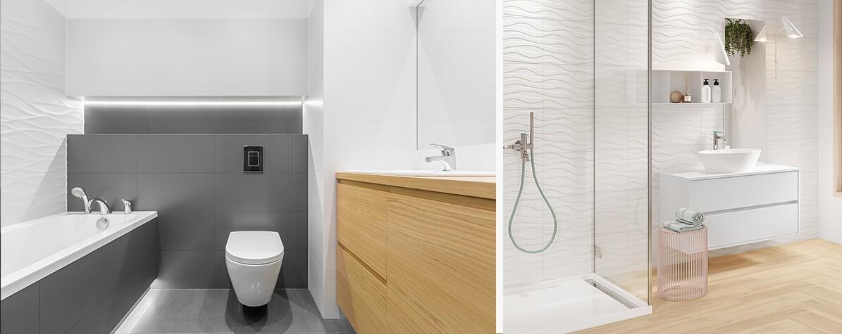 5 Sprytnych Trików Aby Optycznie Powiększyć Małą łazienkę