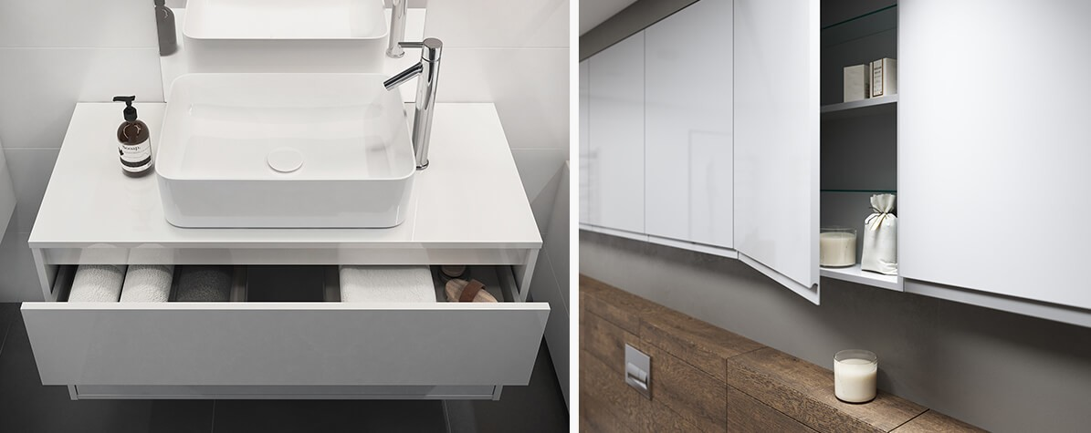 łazienka Doskonała Jak Zmieścić W Niej Wszystko